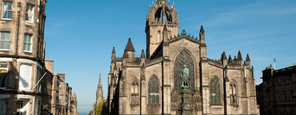 Единбург – град на Хари Потър и блогъри