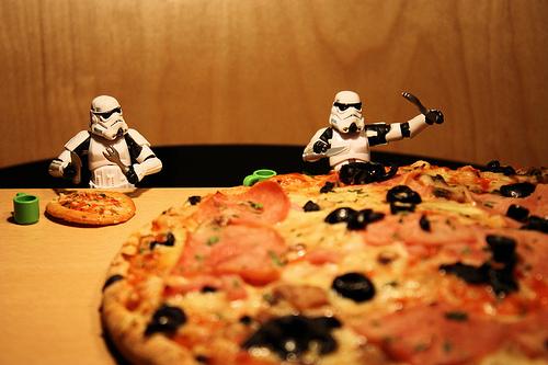jedi pizza