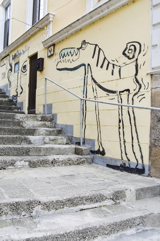 Велико Търново графити