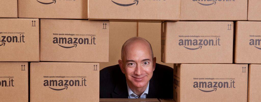 The Everything Store – историята на Джеф Безос и Amazon