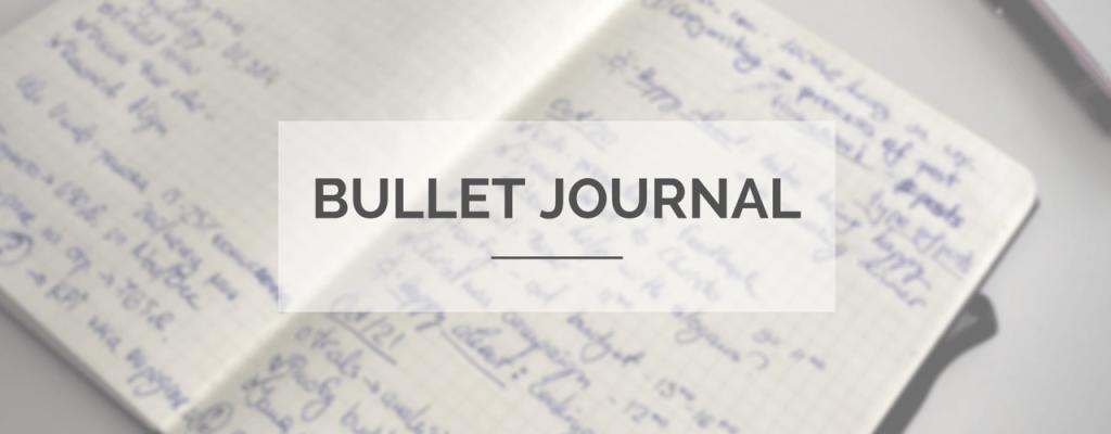 Bullet Journal: организирай се офлайн