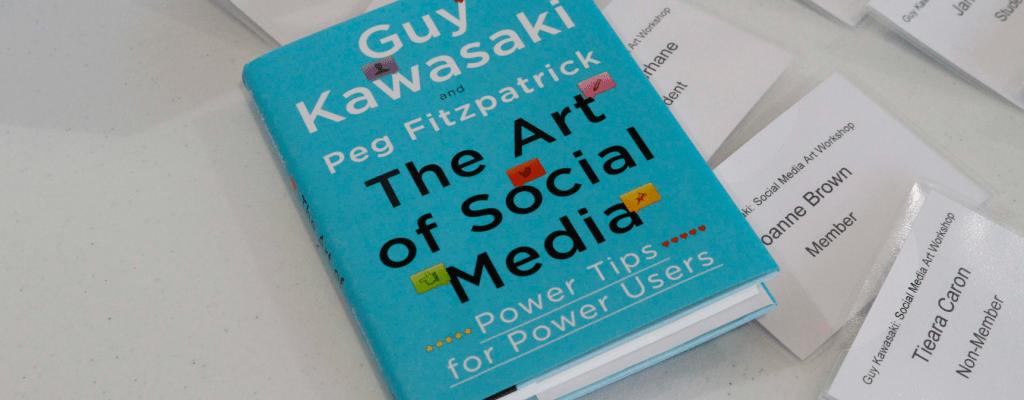Изкуството и науката в социалните медии