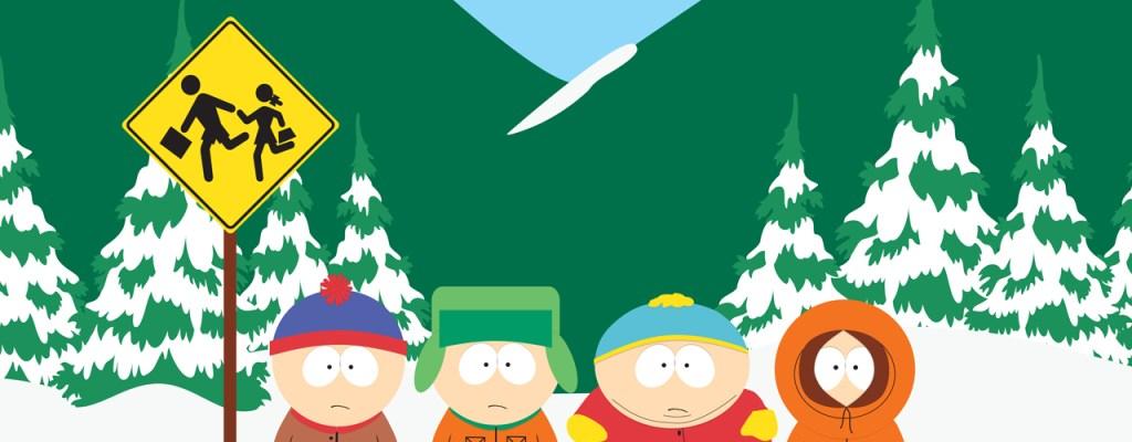 Формула за съдържание от South Park