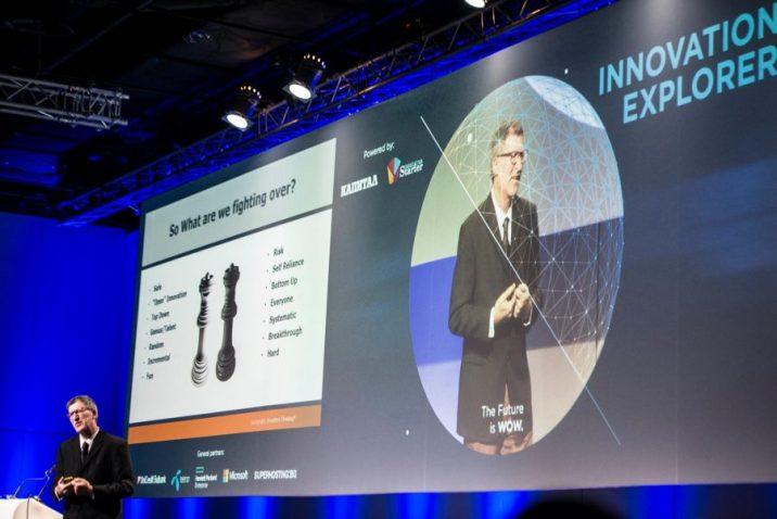innovation explorer 2017