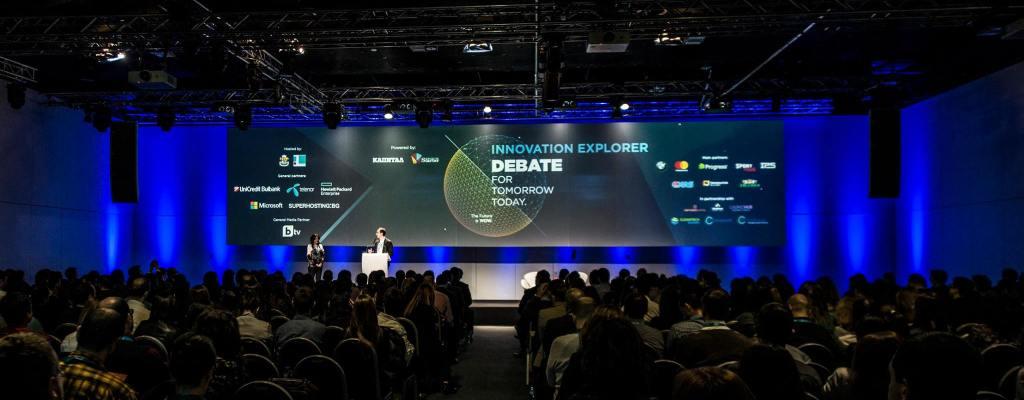 Innovation Explorer 2017: разговор за иновации