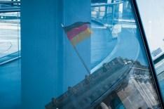 Отражения - Reichstag