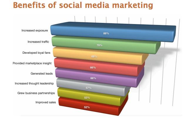 social media examiner industry report