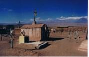 Cementerio en Atacama