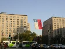 Bandera chilena II