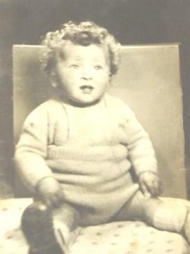 When a little baby :)