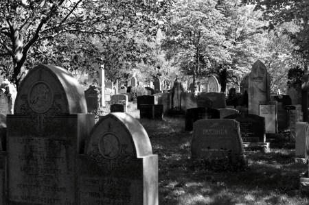 Cementerio en Montreal
