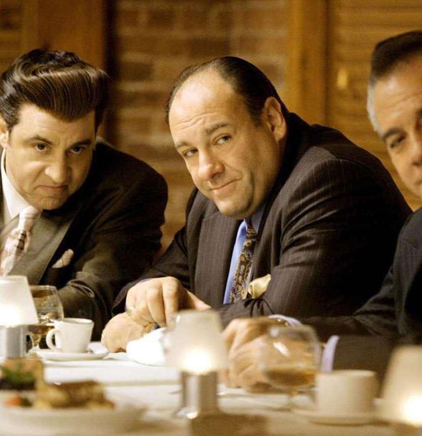 The Sopranos κριτικη