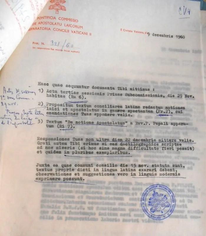 Latin documents 09 12 1960