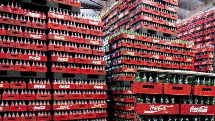 Experts estimate that the average can of Coca-Cola contains nearly 12 ounces of potable but entirely inaccessible freshwater.