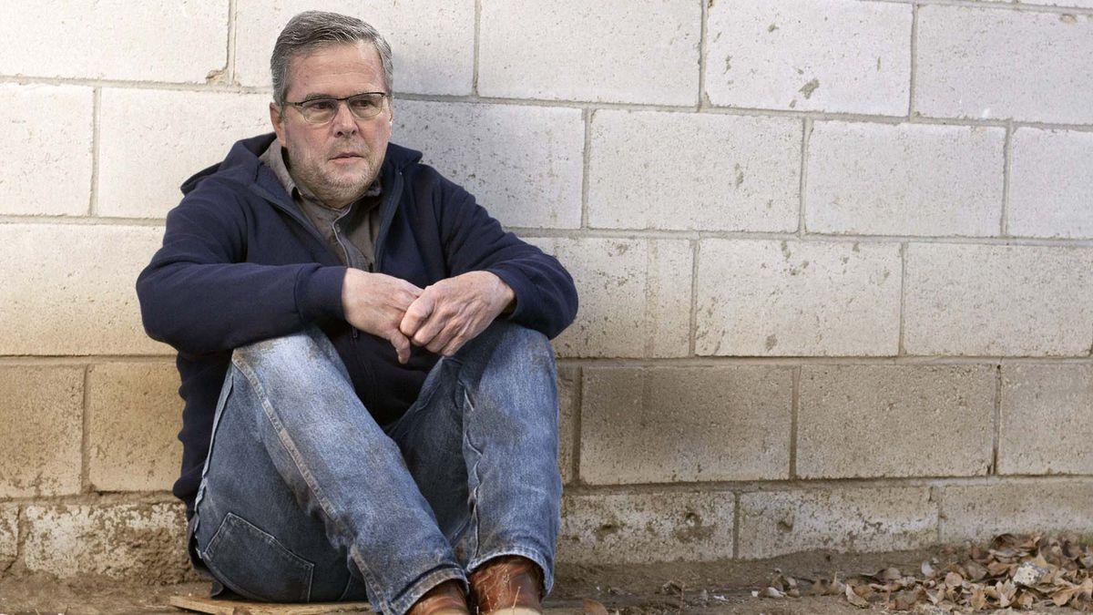 Demoralized Jeb Bush Succumbs To New Hampshire Heroin Epidemic