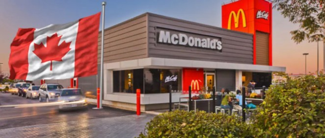 McDonalds will close down Canada in February 2017