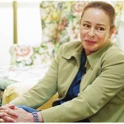 Alina Fernández, filha de Fidel Castro.