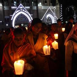 Cristianos en Birmania