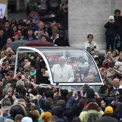 The Pope at today's General Audience