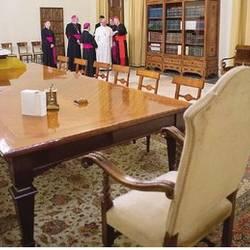 La casa del Papa