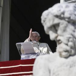 Benedict XVI's Angelus prayer
