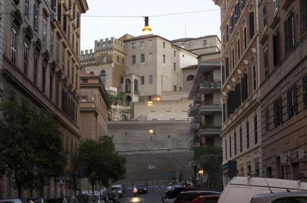 Vatican Santamaura39 Apartments