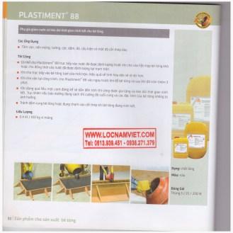 Sika-plastiment 88-28