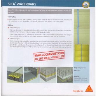 Sika WaterBars