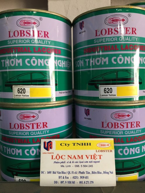 SON THOM CN LOBSTER 620