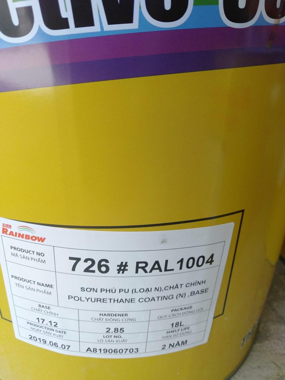 SON RAINBOW 726 RAL 1004 20L- (3)