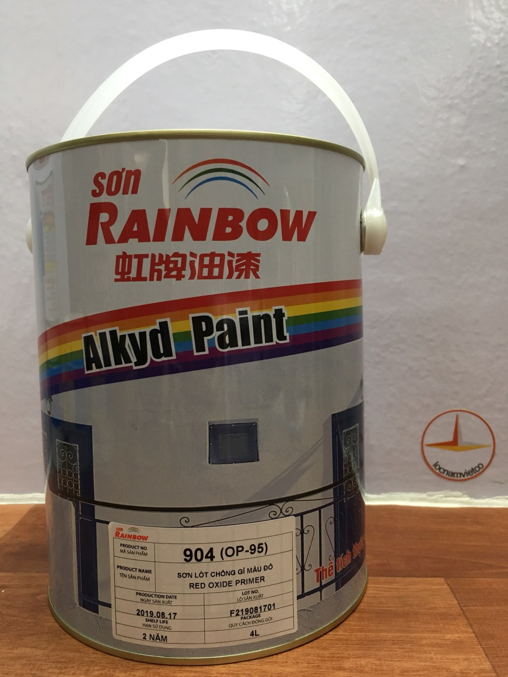 SON LOT CHONG RI MAU DO RAINBOW 904 -4L (1)