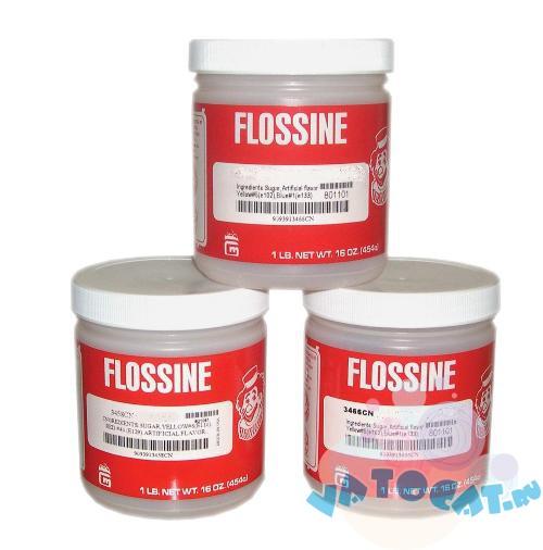 flossine краситель для сладкой ваты