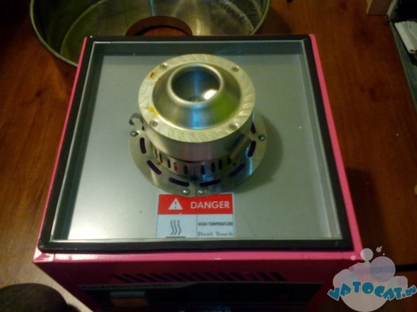 аппарат сладкой ваты AirHot CF-1 Gastrotag Enigma WY-771 SYBO ETON Cotton Candy maker Clatronic