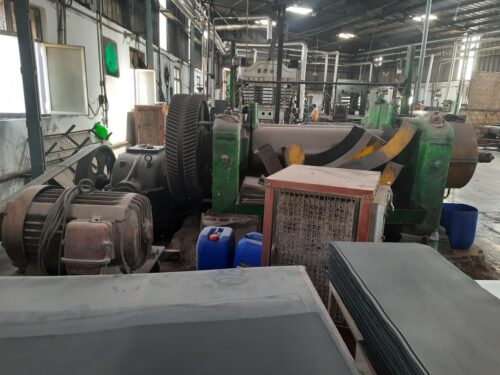 """Buy   Sell Used Rubber Mixing Mill 22"""" X 60"""""""