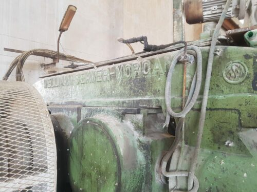 Rubber Mixing and Grinder Dual Mill Size