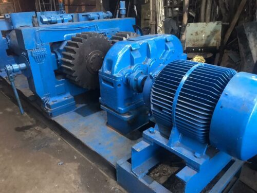 """Rubber Mixing Mill 22"""" X 60"""""""