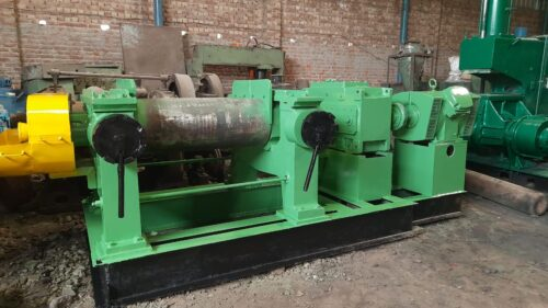 Rubber Two Roll Mixing mill