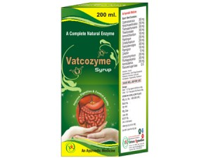 Ayurvedic enzyme syrup for indigestion problem