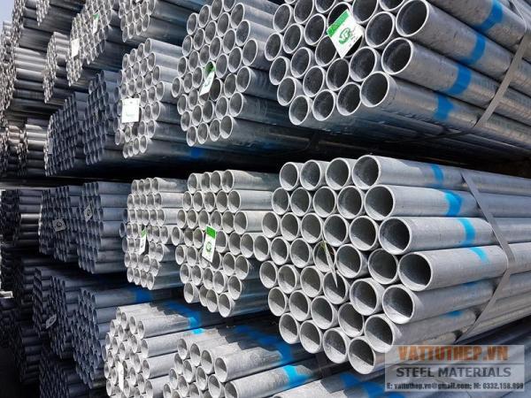 thép ống mạ kẽm nhúng Galvanized steel pipes