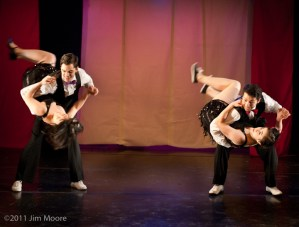 Groundgrippers Dance Company at Triskelion Arts