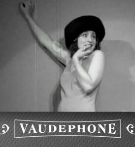 Rebecca Joy Fletcher sings 'Oy Madagaskar' for Vaudephone series.