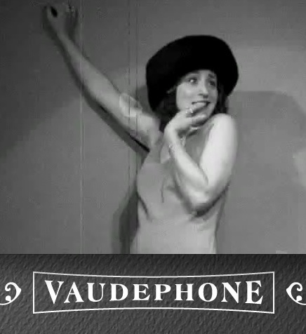 Rebecca Joy Fletcher sings 'Oy Madagaskar' for Vaudephone series.