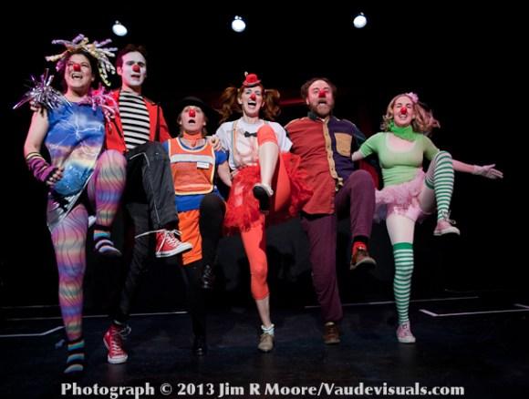 The Night Circus's Fool School Academy Players.
