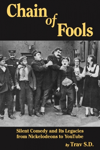 Trav S. D. new book 'Chain of Fools'