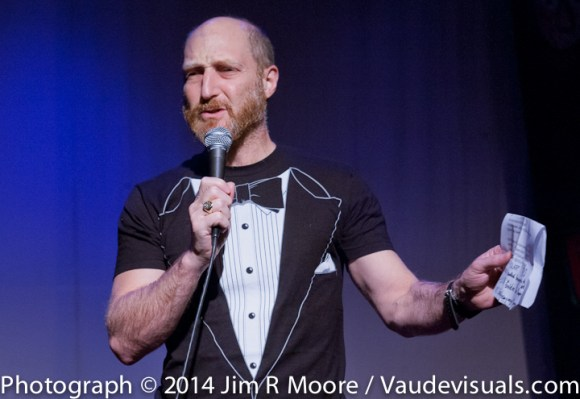 Jonathan Ames introduces the 'Impact Addict'.