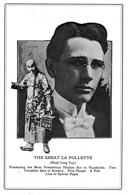 The Great La Follette