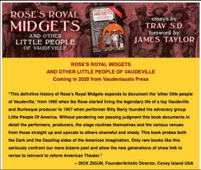 rose's royal midgets history