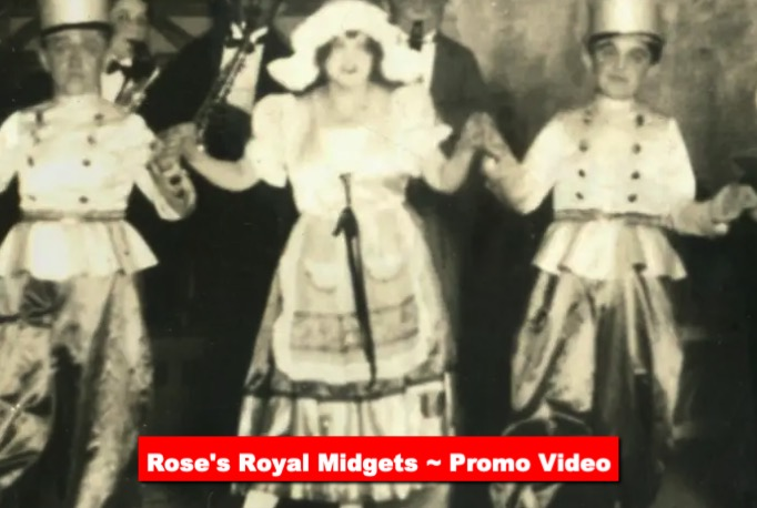 Rose's Royal Midgets