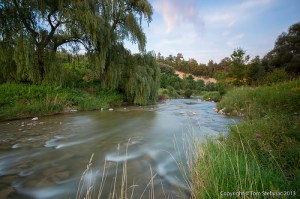 Humber River During Late Summer by Vaughan Weather