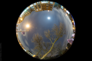 8mm Fisheye